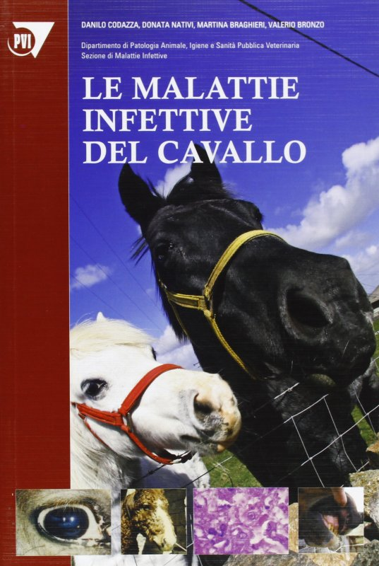 Le malattie infettive del cavallo