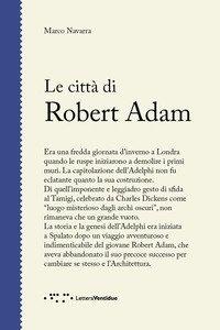 Le città di Robert Adam
