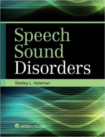 Speech Sound Disorders