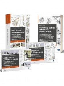 Kit 2020 libri per la preparazione all'esame di abilitazione per architetti, pianificatori, paesaggisti, conservatori e per ingegneri civili/edili