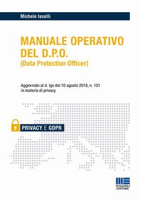 Manuale operativo del DPO (Data Protection Officer)
