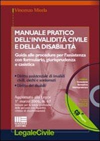 Manuale pratico dell'invalidità civile e della disabilità