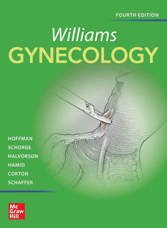 Williams Gynecology, Fourth Edition