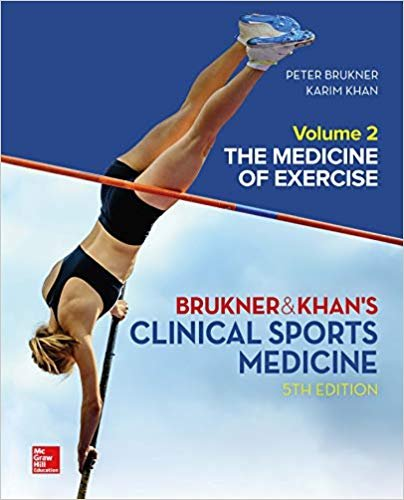 CLINICAL SPORTS MEDICINE: THE MEDICINE OF EXERCISE 5E, VOL 2