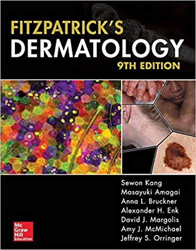 Fitzpatrick's Dermatology. 9th Edition