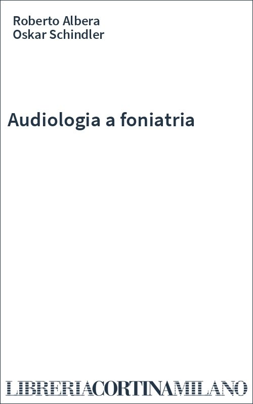 Audiologia a foniatria