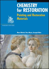 Chemistry for restoration. Painting and restoration materials