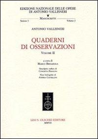 Quaderni di osservazioni