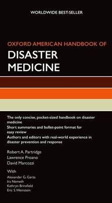 Oxford American Handbook of Disaster Medicine