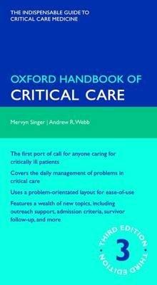 Oxford Handbook of Critical Care