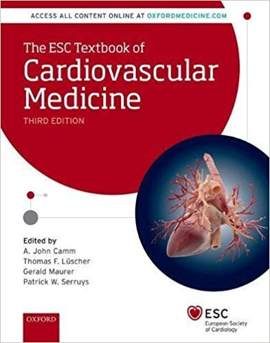 The ESC Textbook of Cardiovascular Medicine. Third edition