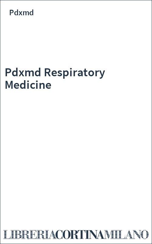 Pdxmd Respiratory Medicine