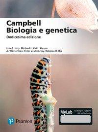 Campbell. Biologia e genetica. Ediz. mylab