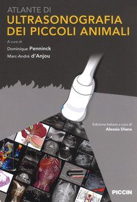 Atlante di ultrasonografia dei piccoli animali