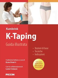 K taping. Guida illustrata