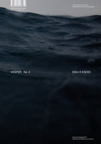 Vesper. Rivista di architettura, arti e teoria-Journal of architecture, arts & theory