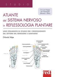 Atlante del sistema nervoso in reflessologia plantare. Uno strumento di studio per professionisti del settore del benessere e sanitario