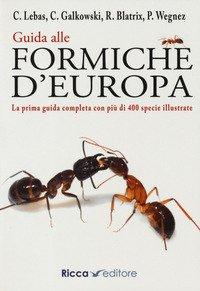 Guida alle formiche d'Europa