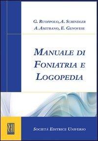 Manuale di foniatria e logopedia