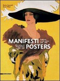 Manifesti. Pubblicità e moda italiana 1890-1950. Ediz. italiana e inglese