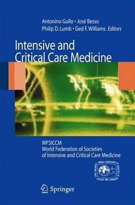 Intensive and Critical Care Medicine