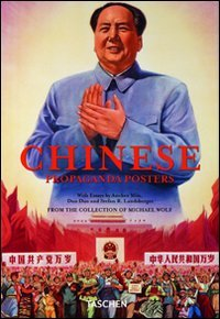Chinese propaganda poster. Ediz. italiana, spagnola e portoghese