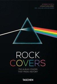 Rock covers. Ediz. italiana, spagnola e portoghese. 40th Anniversary Edition