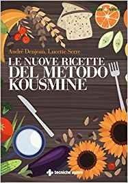 Le nuove ricette del metodo Kousmine