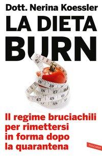 La dieta Burn. Il regime bruciachili per rimettersi in forma dopo la quarantena