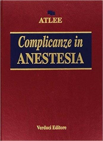 Complicanze in anestesia