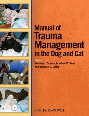 Manual of Trauma Management of the Dog and Cat