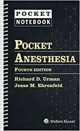 Pocket Anesthesia