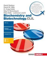 Biochemistry and biotechnology.CLIL